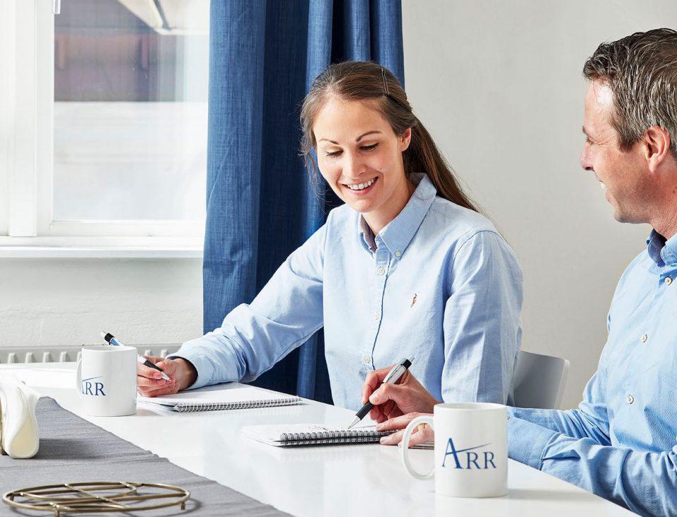 Diskretionär förvaltning med ARR